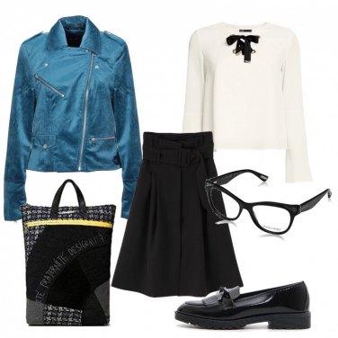 Come abbinare il scarpe stringate con frange nero: 80 Outfit