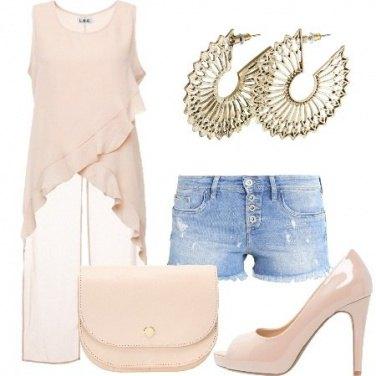 Outfit La borsa marsupio