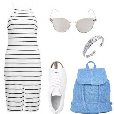 Outfit Metallo