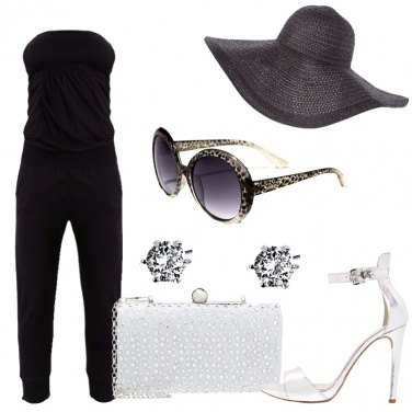 Outfit Gocce d\'argento