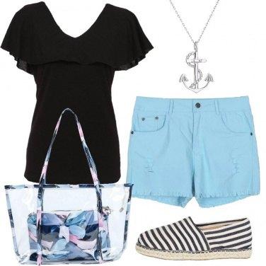 Outfit Un pranzo al mare