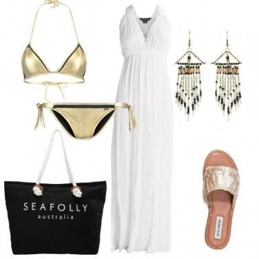 Outfit Party sulla spiaggia