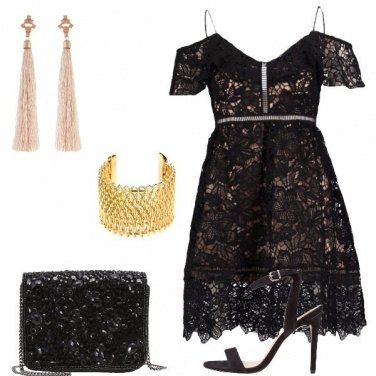 Outfit La minibag preziosa