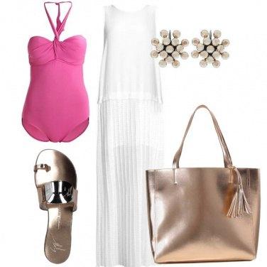 Outfit Appuntamento sul lungomare