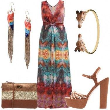 Outfit Cerimonia etnica