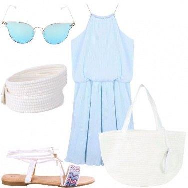 Outfit Bianca marina