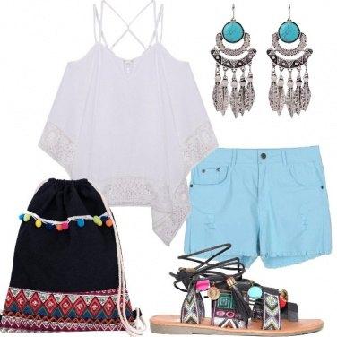 Outfit Dettagli etnici