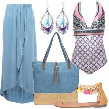 Outfit Copricostume alternativo