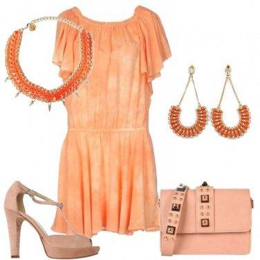 Outfit L\'abito corto