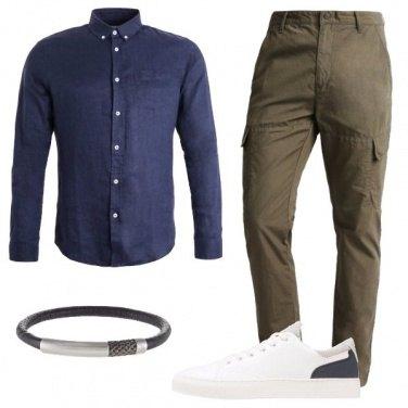Outfit La camicia di lino