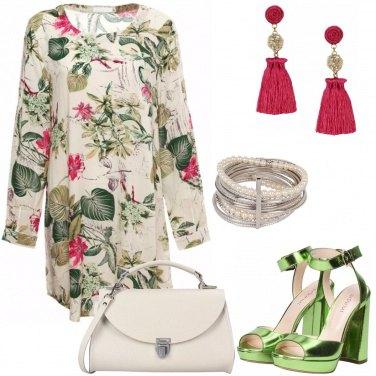 Outfit Tropici in città