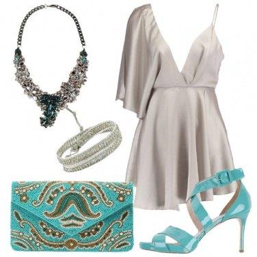 Outfit Una dea greca