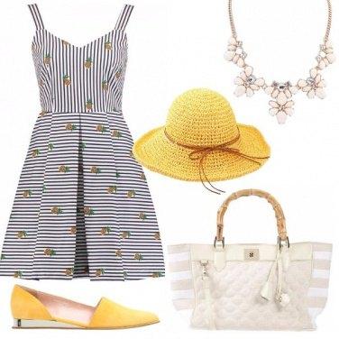 Outfit Passeggiate sotto il sole