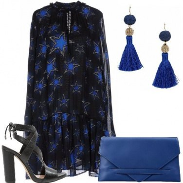 Outfit Notte stellata