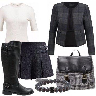 Outfit Piacevole passeggiata