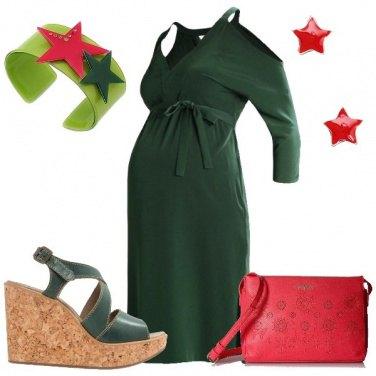 Outfit Aspetto una stella