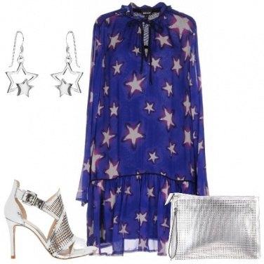 Outfit A cena con le stelle