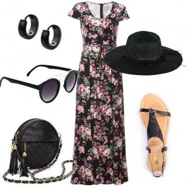 Outfit Passeggiata tra i fiori