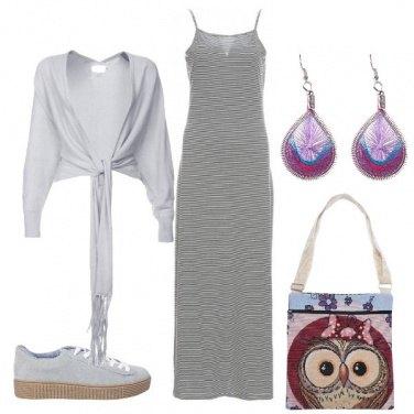 Outfit Un gufo per amico
