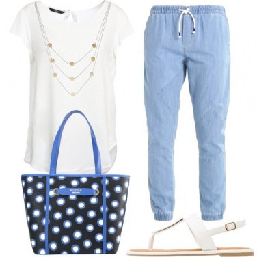 Outfit Pantaloni comodi