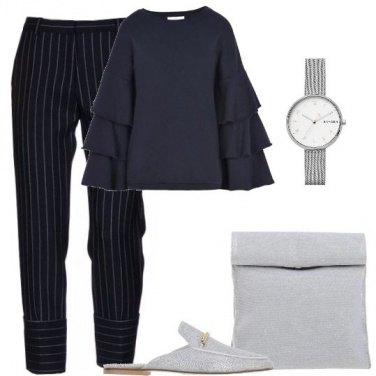Outfit Comodità e tendenza