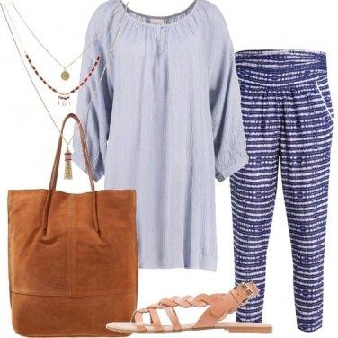 Outfit Comoda e semplice