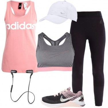Outfit Pronta per la corsa