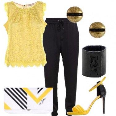 Outfit Un tacco splendido