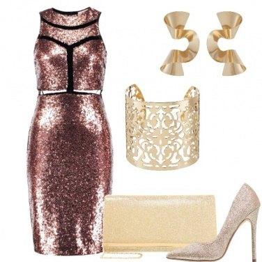 Outfit Essenzialmente oro