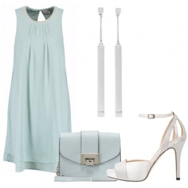 Outfit Il vestito elegante