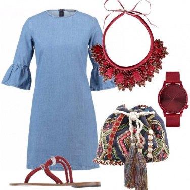 Outfit Una collana importante