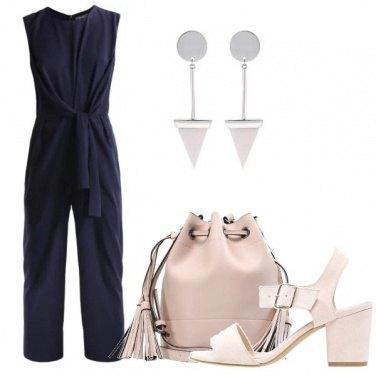 Outfit La tuta comoda