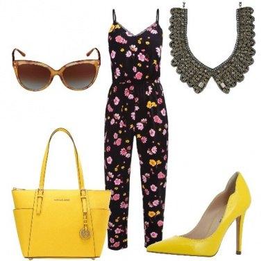 Outfit Tuta multicolor