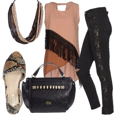 Outfit Semplici dettagli