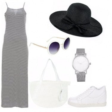 Outfit Comoda ovunque