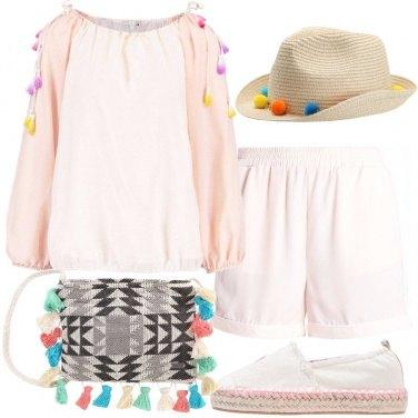 Outfit Il cappello unico