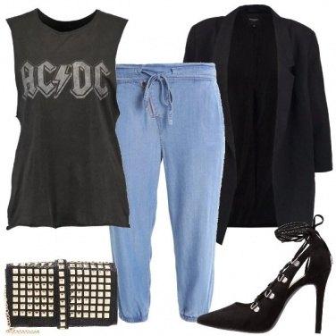 Outfit Trendy e comodo