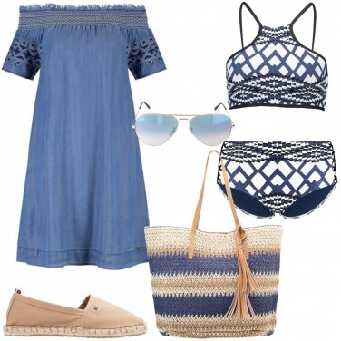 Outfit Vacanza greca