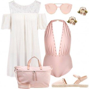 Outfit Romantica in spiaggia