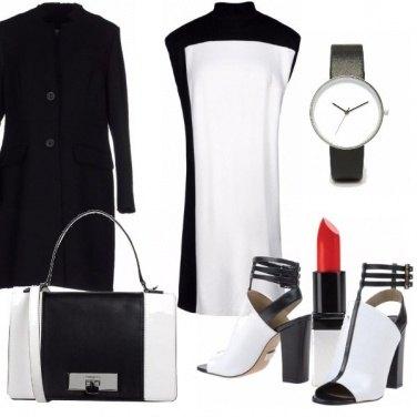 Outfit Anni 60 in ufficio