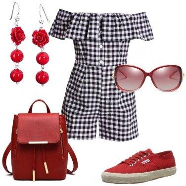 Outfit Quadretti per te