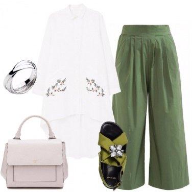 Outfit Trendy e comoda