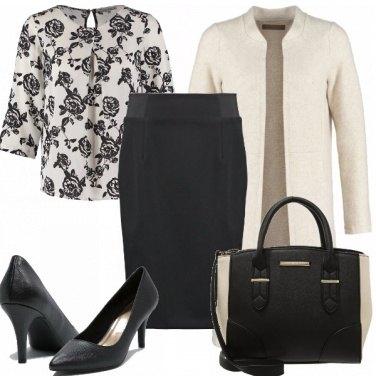 Outfit La signora maestra