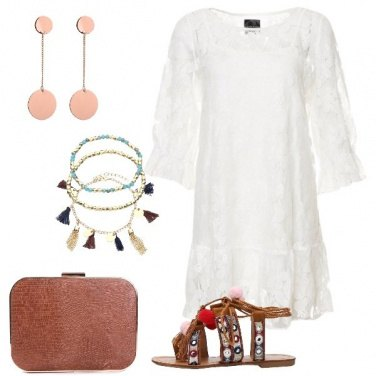 Outfit Un tocco boho