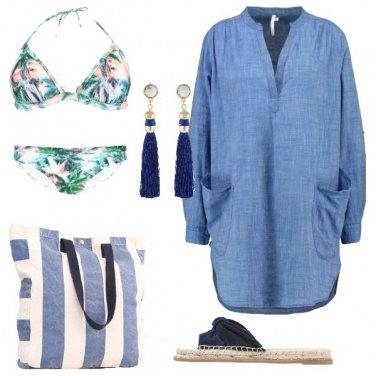 Outfit Colazione vista mare