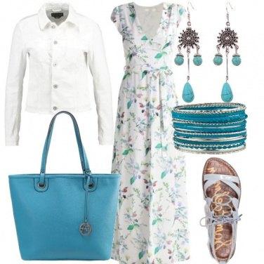 Outfit Il bracciale turchese