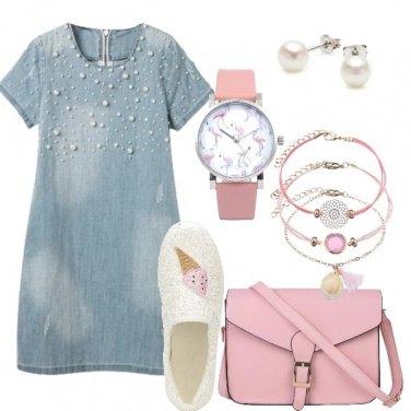 Outfit Perle e denim