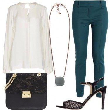 Outfit Elegante in un attimo