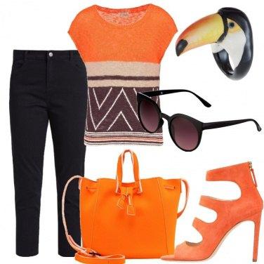 Outfit Un tucano per anello