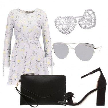 Outfit Dettagli d\'argento